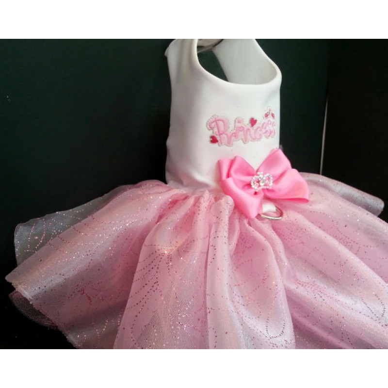 My Princess Dog Dress