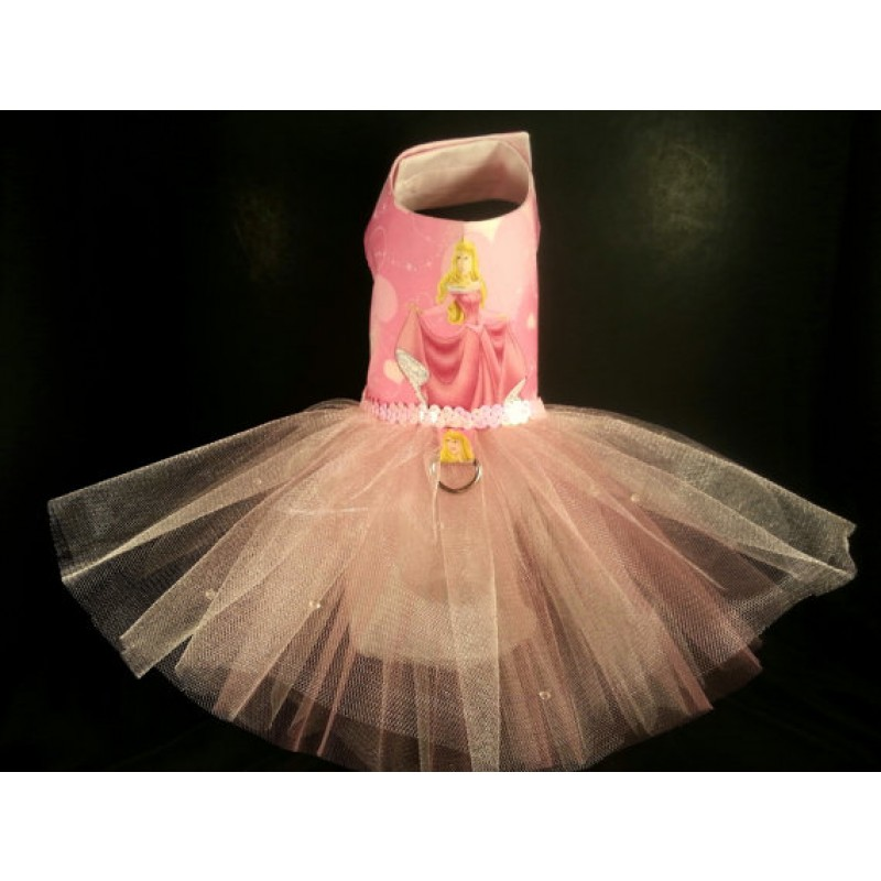 Princess Aurora Dog Dress
